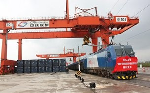China-Europe Express Trains: On Track to Access Belt and