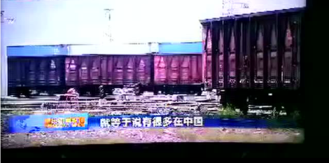 Yuxinou & PILG featured in Chongqing TV News