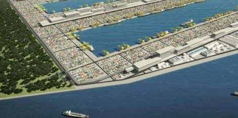 Tuas mega port may have lively area for leisure.