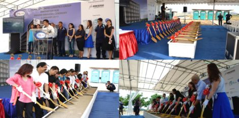 PILG Ground Breaking Ceremony Event 2017