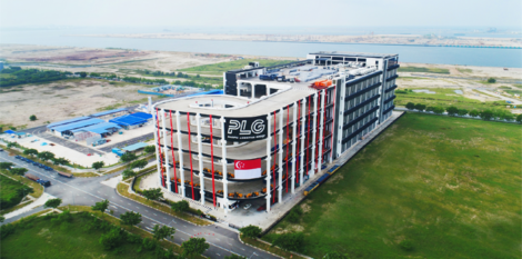 The strategic position of Pacific Logistics Group (PLG)'s headquarters to Tuas Mega Port will increase logistics operational efficiency and achieve higher cost effectiveness